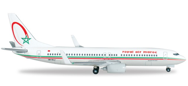 - 1/500 Royal Air Maroc 737-800 CN-RGE £22.50