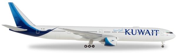 - 1/500 Kuwait Airways 777-300ER 9K-AOC £48.00