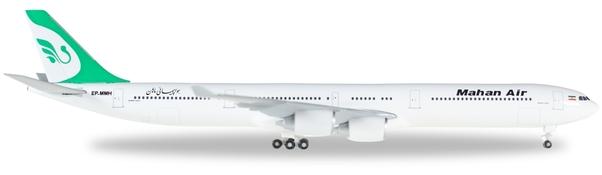 - 1/500 Mahan Air A340-600 EP-MMH £31.00