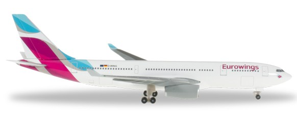 - 1/500 Eurowings A330-200 D-AXGA £32.00