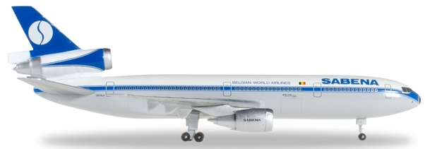 - 1/500 Sabena McDonnell Douglas DC-10-30 OO-SLA£25.00