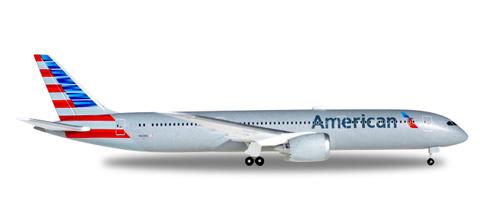 - 1/500 American Airlines 787-9 Dreamliner N820AL£32.00