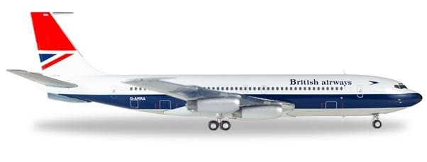 - 1/200 British Airways 707-400 G-ARRA£65.00