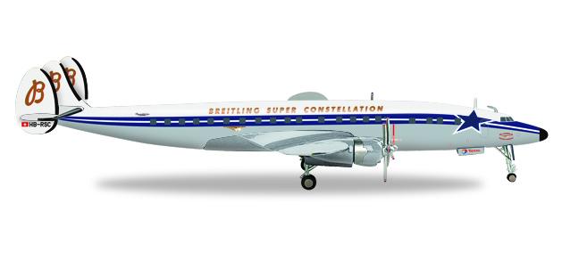 - 1/200 Lockheed L-1049H Super Constellation HB-RSC£60.00