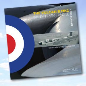 - The Vulcan B.MK2 - A Different Angle£15.00