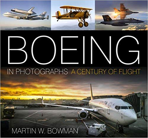 - Boeing in Photographs - A Century of Flight£25.00