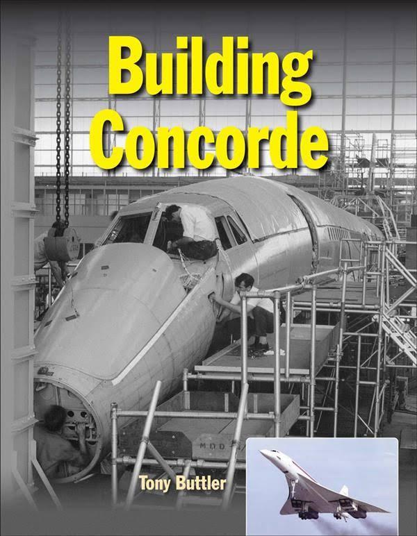 - Building Concorde £24.95