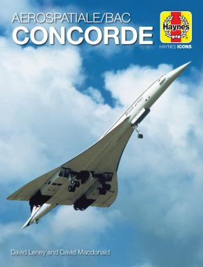 - Haynes ICON Concorde Manual £12.99
