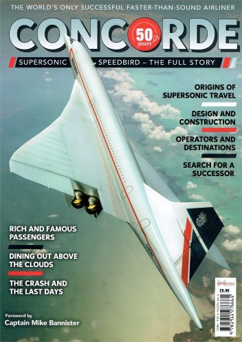 - Concorde - Supersonic Speedbird £6.99