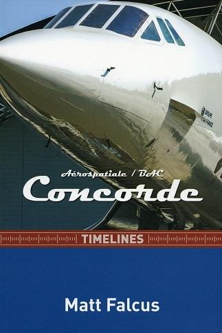 - Aerospatiale Concorde 'Timelines' £9.99