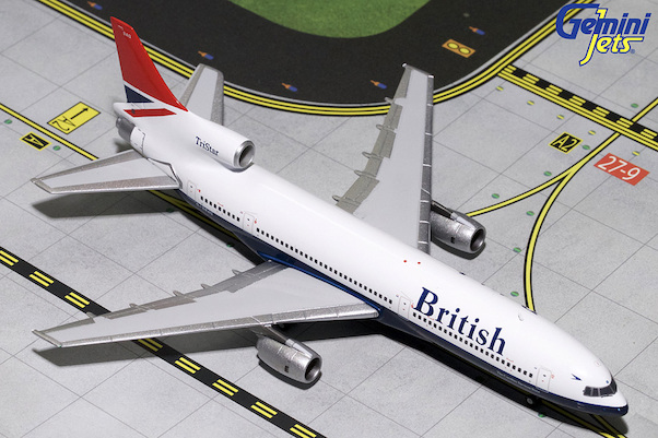 - 1/400 British Airways Lockheed L-1011-1 G-BBAG£45.00