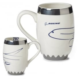 - Boeing Engine Mugs £18.00