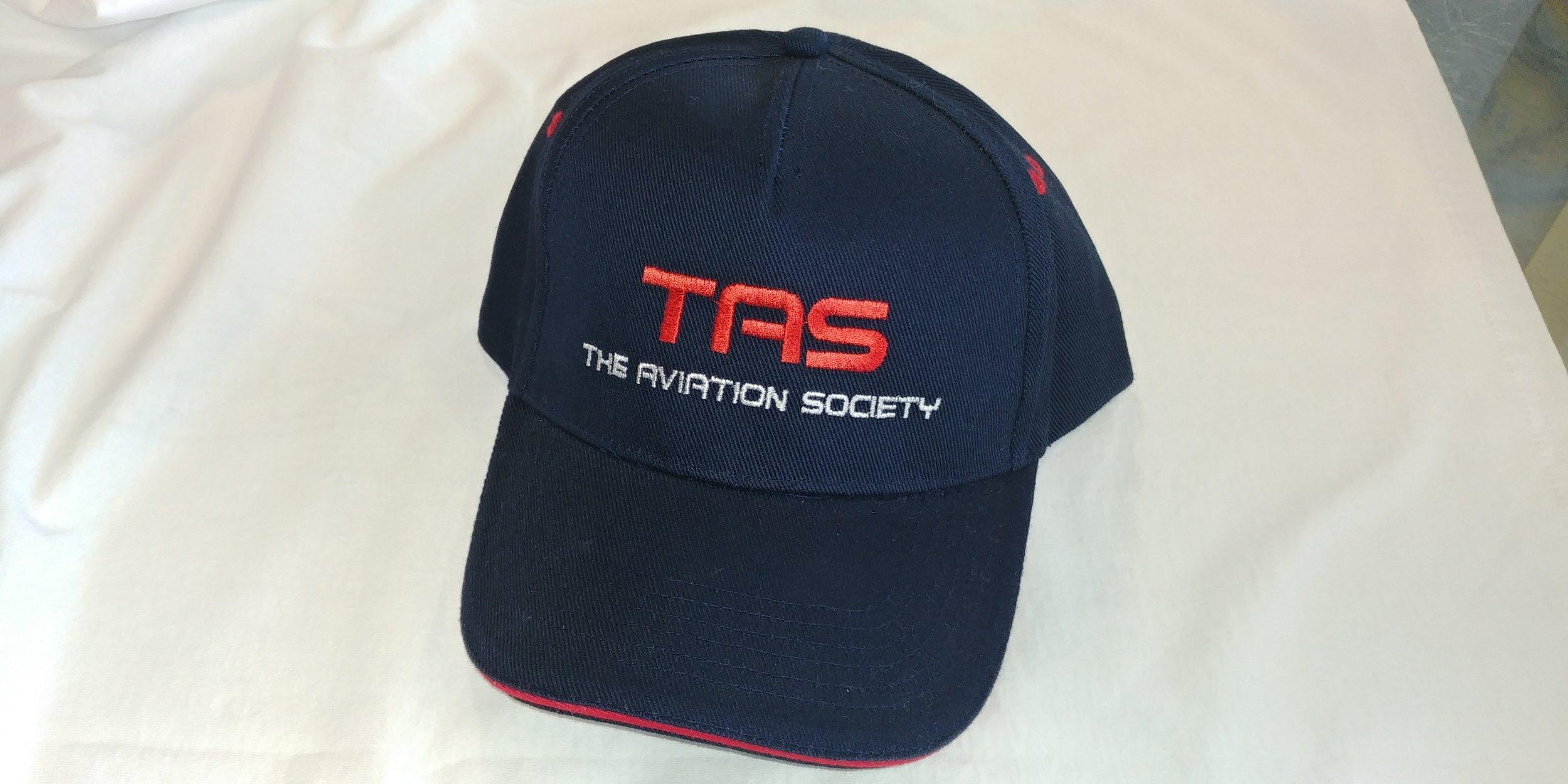 - TAS Baseball Cap £8.00