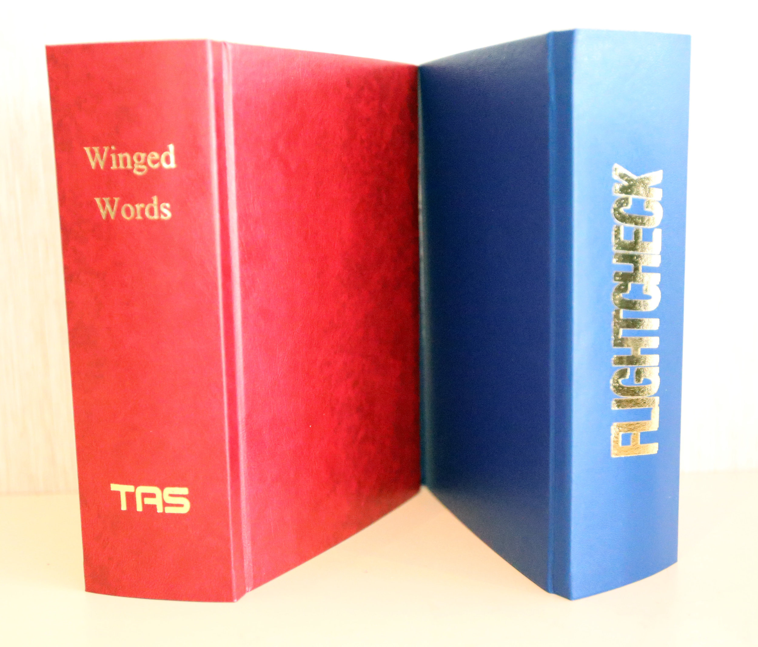 - Keep all your copies of Winged Words & Flightcheck magazines safe in these keepsake binders£5.50