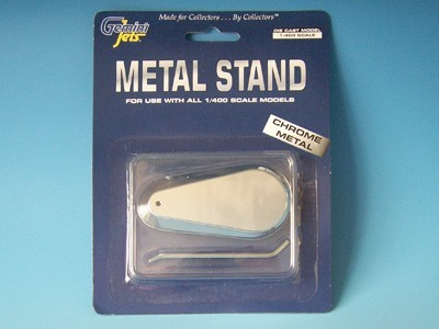 - 1/400 Small Chrome Stand £12.00