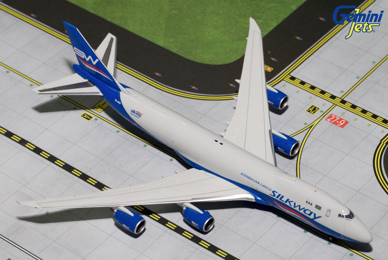 - 1/400 Silkway 747-8F VQ-BVB £55.00