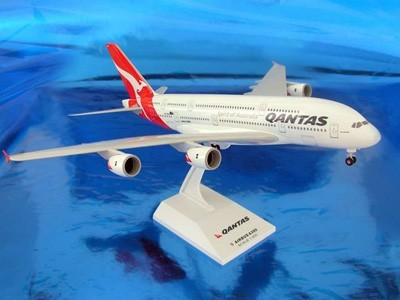 - 1/200 Qantas 'Spirit of Australia' A380 VH-OQA£55.00