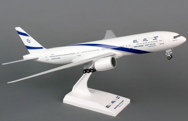 - 1/200 El Al 777-200 4X-ECF £45.00