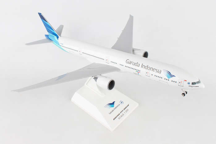 - 1/200 Garuda Indonesia 777-300ER PK-GIF£50.00