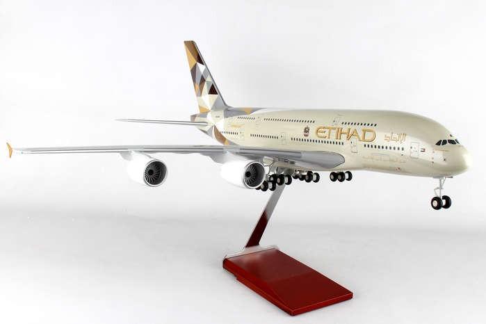 - 1/100 Etihad A380 £390.00