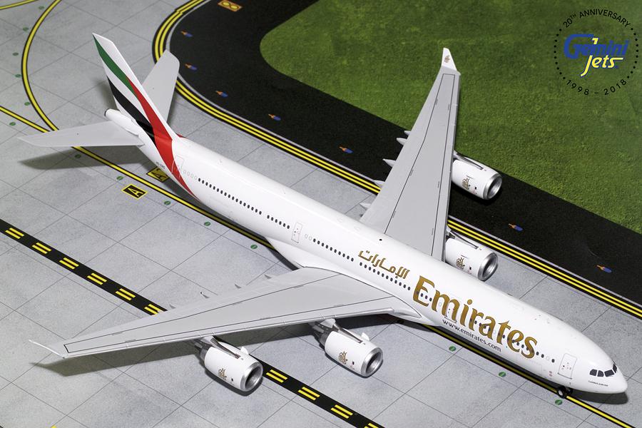 - 1/200 Emirates A340-500 A6-ERE£140.00