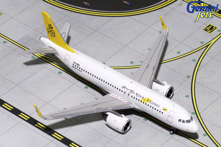 - 1/400 Royal Brunei A320neo V8-RBA £40.00