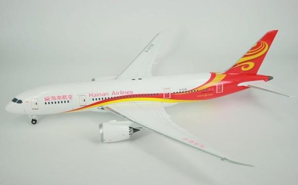 - 1/200 Hainan Airlines 787-8 B2728 £85.00