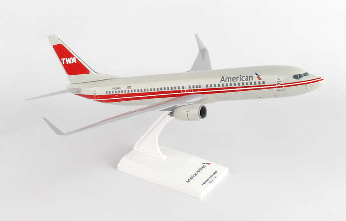 - 1/130 American Airlines 737-800'TWA Heritage Livery' £40.00