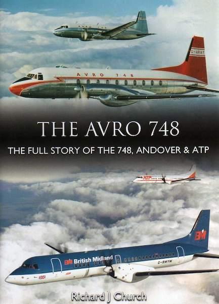 - The Avro 748 £47.50