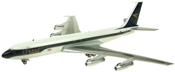 - 1/200 BOAC Cunard 707-436 G-APFL £85.00