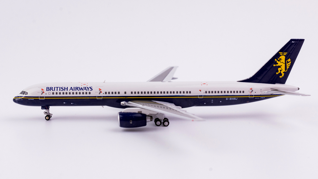 - 1/400 British Airways 757-200 G-BMRJ £45.00