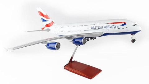 - 1/100 British Airways A380 G-XLEA£390.00