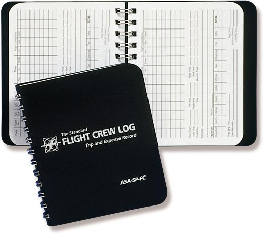 - Flight Crew Log £8.00