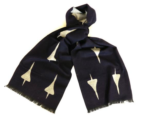 - Concorde Scarf £15.00
