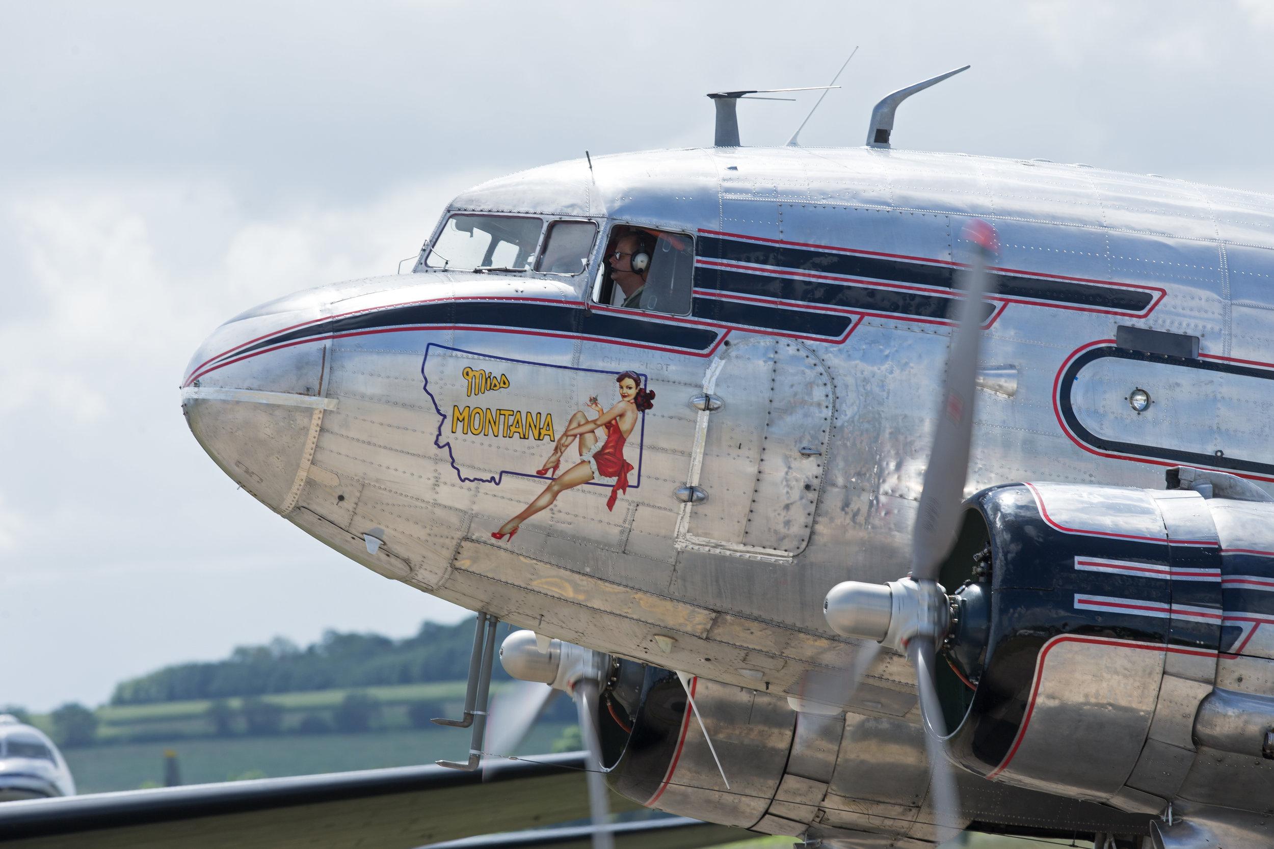 Miss Montana: Photo Peter Hampson