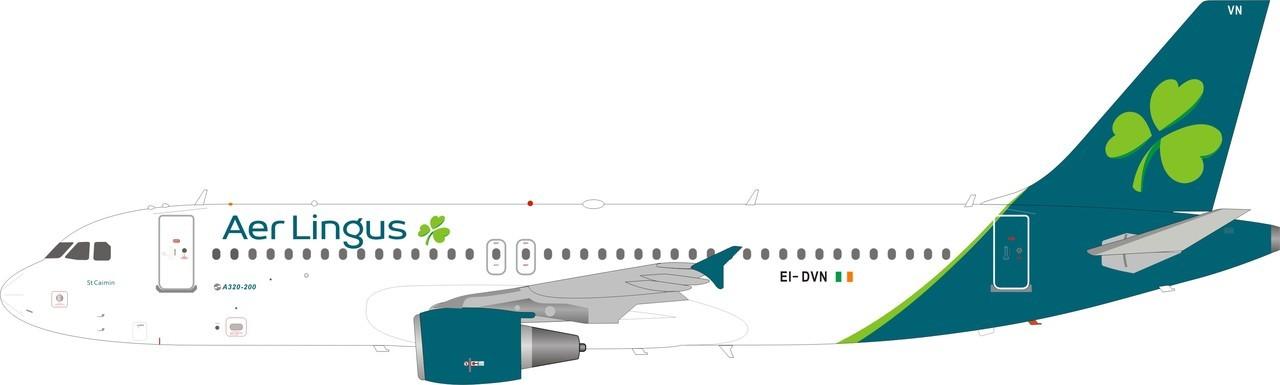 - 1/200 Aer Lingus A320 EI-DVN £80.00