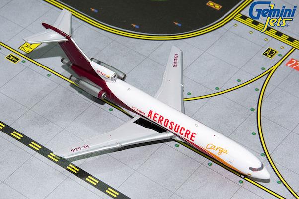- 1/400 Aerosucre 727-200F HK-5216 £40.00