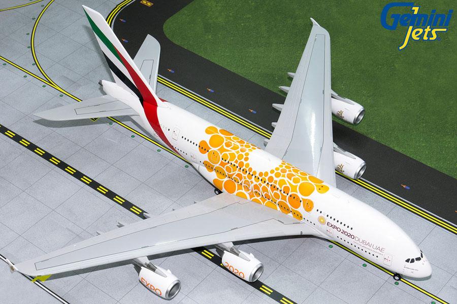 - 1/200 Emirates A380 Orange Expo 2020A6-EEY £155.00