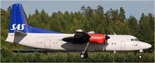 - 1/200 SAS Fokker 50 LN-RNC £65.00