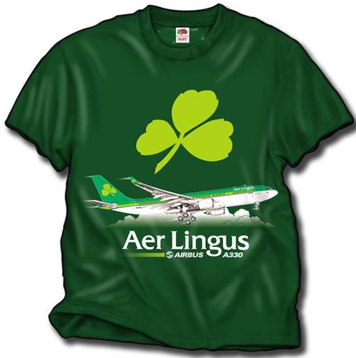 - Aer Lingus A330 T-Shirt £21.95