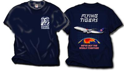 - Flying Tigers 747 T-Shirt £21.95
