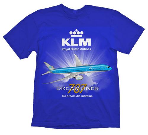 - KLM 787 Dreamliner T-Shirt £21.95