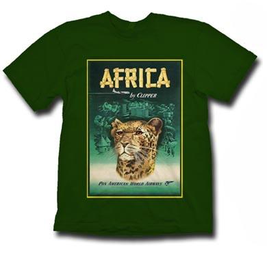 - Pan Am Africa T-Shirt £21.95