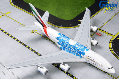 - 1/400 Emirates A380-800 Expo 2020 Blue Mobility£65.00
