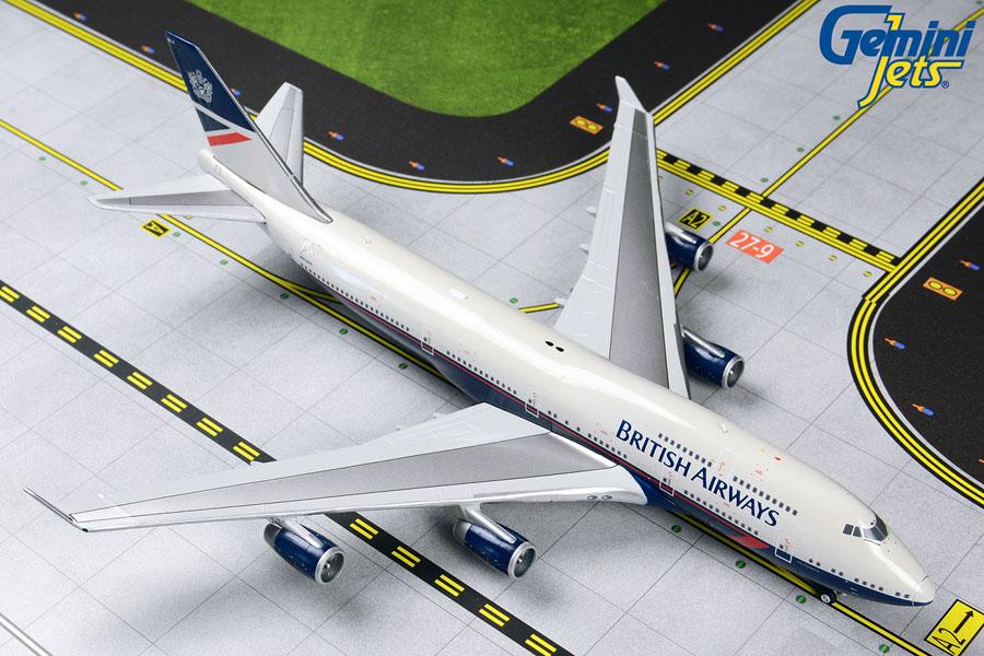 - 1/400 British Airways 747-400 Landor Livery BA 100G-BNLY £55.00
