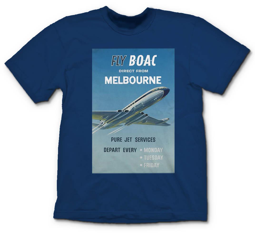 - BOAC Melbourne T-Shirt £21.95