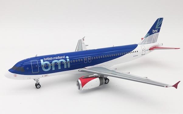 - 1/200 BMI A320 G-MIDS £80.00