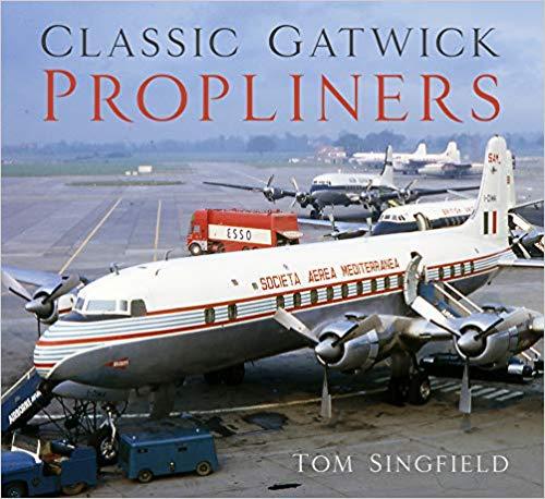 - Classic Gatwick Propliners £20.00