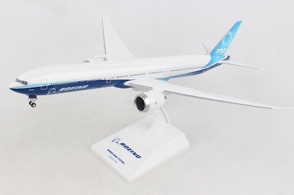 - 1/200 Boeing House Colours 777-9 with flex tipsN779XW £50.00