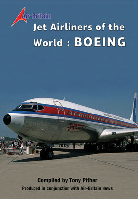 - Jet Airliners of the World - BOEING £38.00